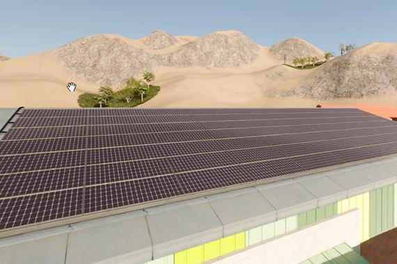 Tysilio - Installation toiture inclinée